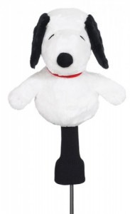 Headcover Snoopy