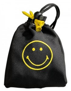 Tee bag - smiley