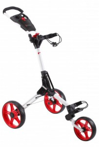 Cube 3 trolley wit/rood