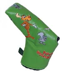 Putter Cover Rockey Bullwinkle