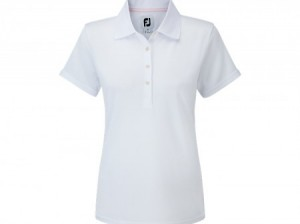 FootJoy Stretch Pique Women polo - White