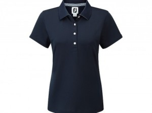 FootJoy Stretch Pique Women polo - Navy