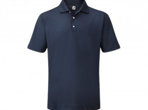 FootJoy Pique Solid polo navy