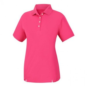 FootJoy Stretch Pique Women polo - Hot Pink