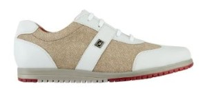 FootJoy Casual Collection - wit/beige (97721)