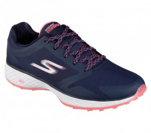 Skechers Go Golf Birdie  - Navy/Pink