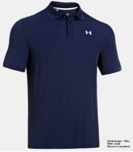 Under Armour Herenpolo Performance - navy