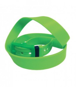SKIMP riem Originale - fluo green