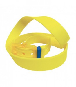 SKIMP riem Originale - yellow