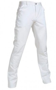 Backtee High Performance Trousers - White