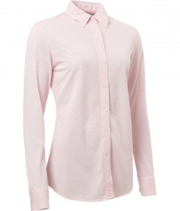 Abacus Lds Wade Shirt - Lt. Pink
