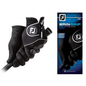 FJ RainGrip Women - Pair / Black