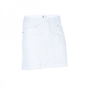 Daily Sports - Lyric Skort - White