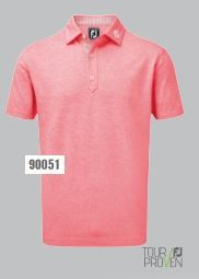 FootJoy Prosper Collection Performance Shirt - Watermelon