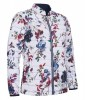 Abacus Lds Etna reverible Jacket - Ecru flower