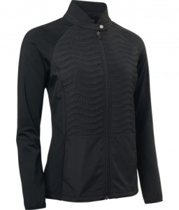 Abacus Lds Troon Hybrid Jacket - navy combo