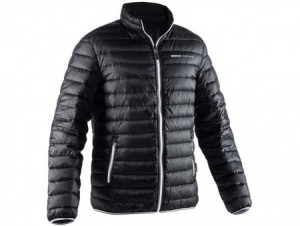 Abacus mens griffin down jacket - black