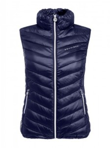 Röhnisch Light Down Vest - Indigo Night
