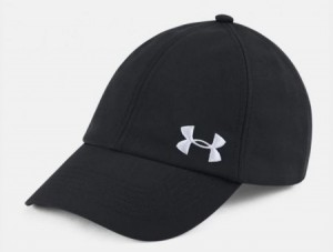 Under Armour Damescap Links 2.0 - zwart