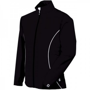 FJ Womens Hydrolite Rain Jacket - Black