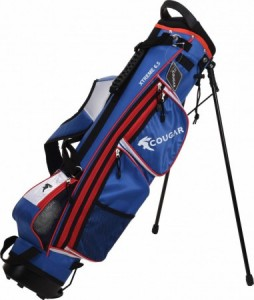 Cougar Xtreme 6.5 standbag - blauw/rood/wit