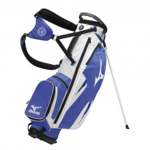 Mizuno Golf Comp Stand Bag - staff blauw