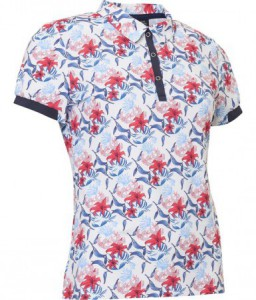 Abacus Lds Cherry polo - Summer