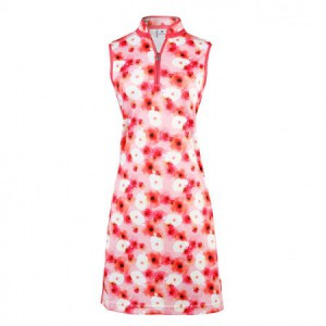 Daily Sports - Tori sleeveless dress - watermelon