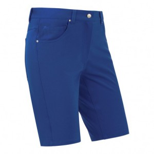 FootJoy Golfleisure Stretch Shorts Dames - royal blue