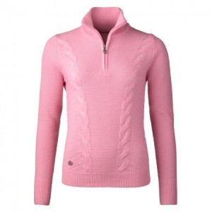 Daily Sports - Cattie Pullover Lined - Melrose Rose