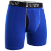 2UNDR Swing Shift Boxer Brief - Blue