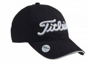 Titleist Ball Marker Cap - Black