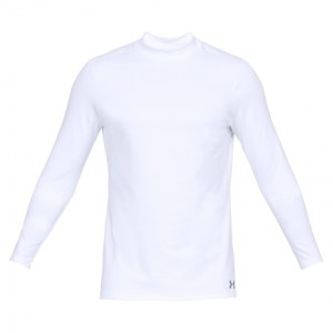 Under Armour Cold Gear Fitted Mock - Wit