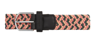 Röhnisch - Braided Belt - Cantaloupe