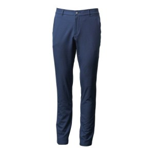 Backtee Mens Lightweight Trousers - navy