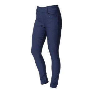 Backtee Ladies Super Stretch Performance Trousers - Navy