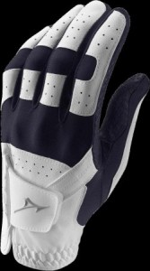Mizuno Stretch Glove Men - Navy/White