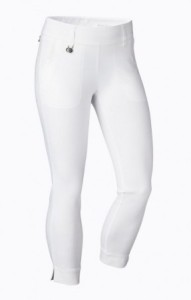 Daily Sports - Magic High Water Pants - White