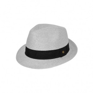 House of Ord - Harley Trilby - Light Grey